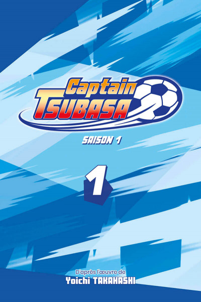 Page 1 Captain Tsubasa - anime comics (saison 1) tome 1