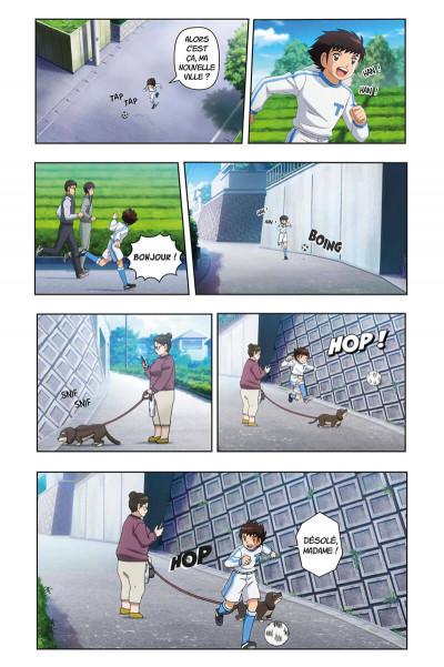 Page 7 Captain Tsubasa - anime comics (saison 1) tome 1