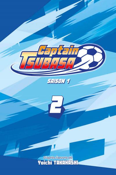 Page 1 Captain Tsubasa - anime comics (saison 1) tome 2