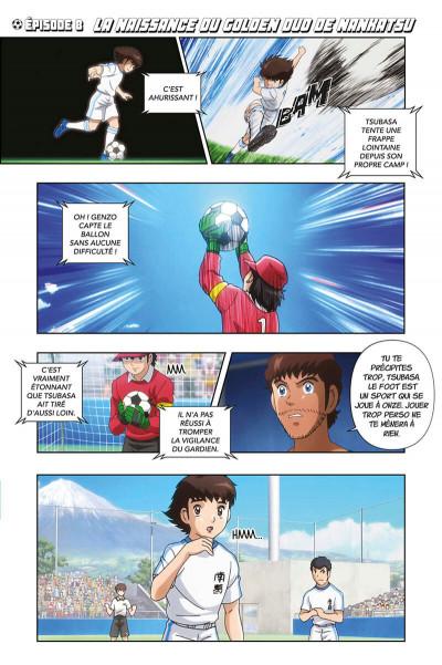 Page 5 Captain Tsubasa - anime comics (saison 1) tome 2