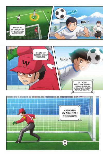Page 9 Captain Tsubasa - anime comics (saison 1) tome 2
