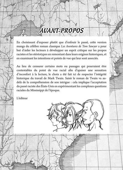 Page 5 Les aventures de Tom Sawyer