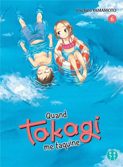 Couverture Quand Takagi me taquine tome 6