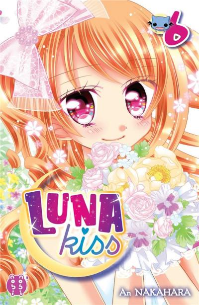 Couverture Luna kiss tome 6