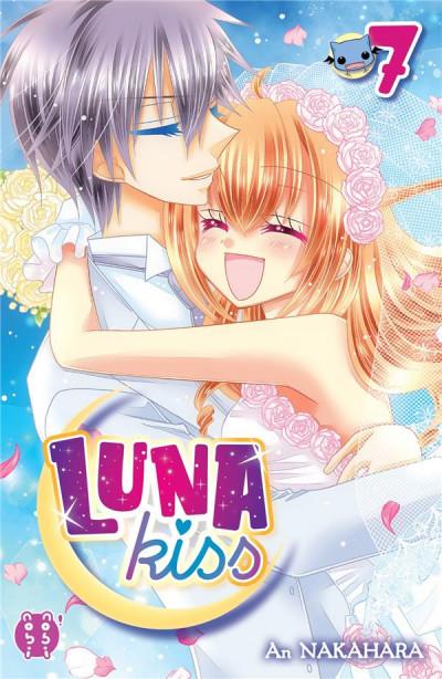 Couverture Luna kiss tome 7