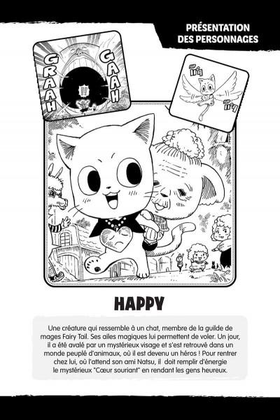 Page 2 Fairy tail - la grande aventure de Happy tome 8