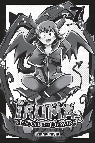 Page 1 Iruma à l'école des démons tome 7
