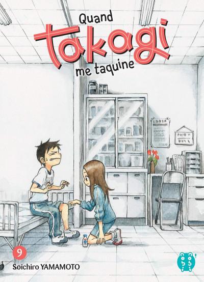Couverture Quand Takagi me taquine tome 9