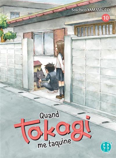 Couverture Quand Takagi me taquine tome 10