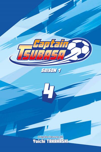 Page 1 Captain Tsubasa - anime comics (saison 1) tome 4