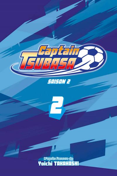 Page 1 Captain Tsubasa - anime comics (saison 2) tome 2
