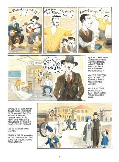 Page 4 Toutes les mers