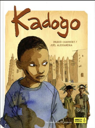 Couverture Kadogo