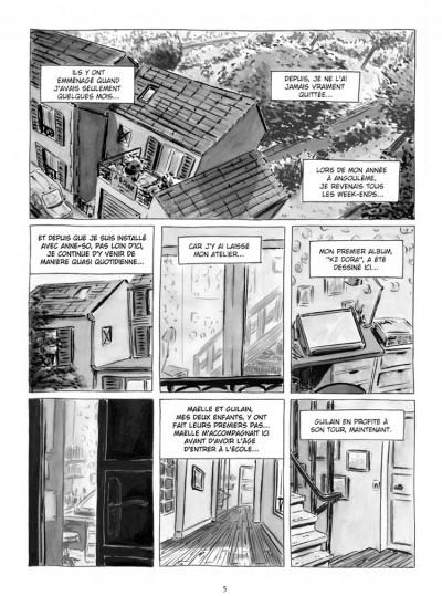 Page 3 Maria, Salazar et le général Lyautey