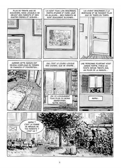 Page 4 Maria, Salazar et le général Lyautey