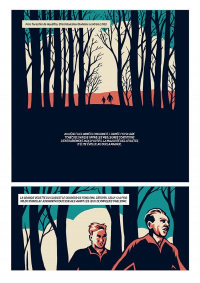 Page 1 Zatopek