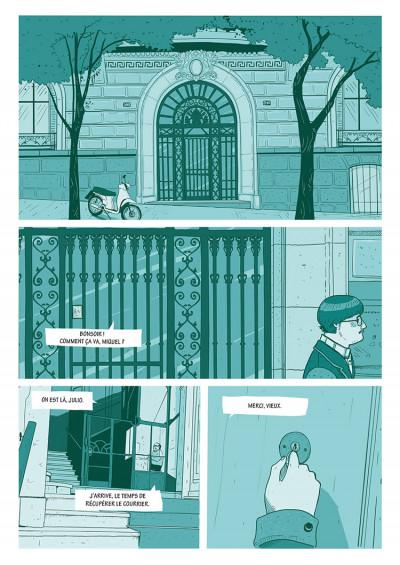 Page 4 Naufragés - Une histoire de la génération Y