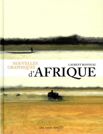 Couverture Nouvelles graphiques d'Afrique