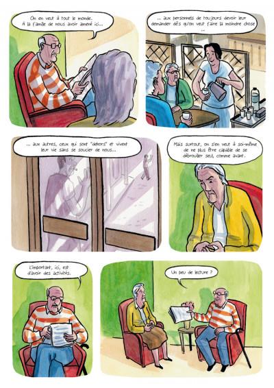 Page 3 L'amour n'a pas d'âge