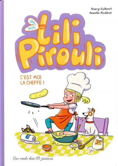 Couverture Lili Pirouli tome 5