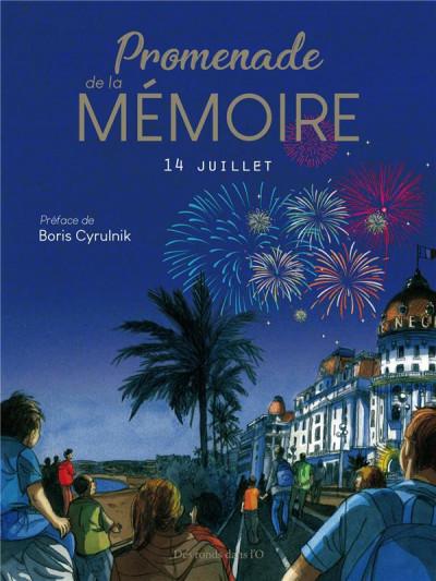 Couverture Promenade de la mémoire 14 juillet