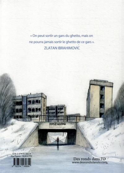 Dos Zlatan - L'histoire d'un champion