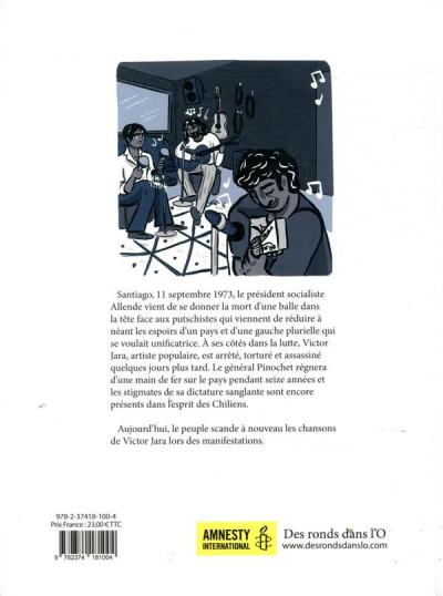Dos Victor Jara - La voix du peuple