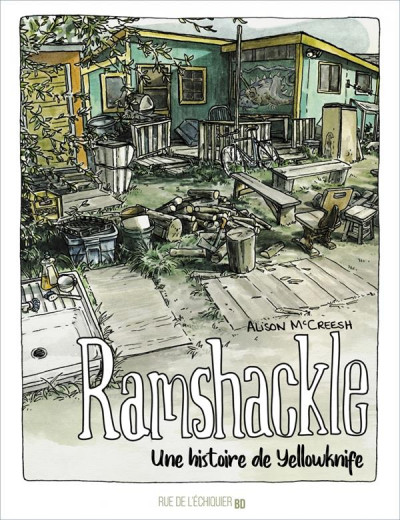 Couverture Ramshackle
