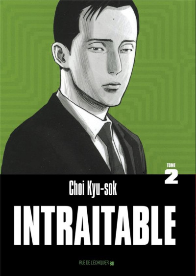 Couverture Intraitable tome 2