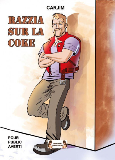 Couverture Razzia sur la coke