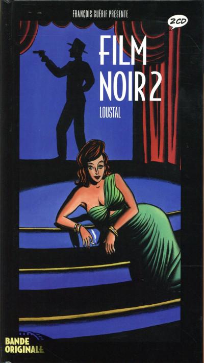 Couverture Le film noir tome 2