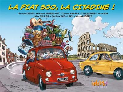 Couverture La Fiat 500