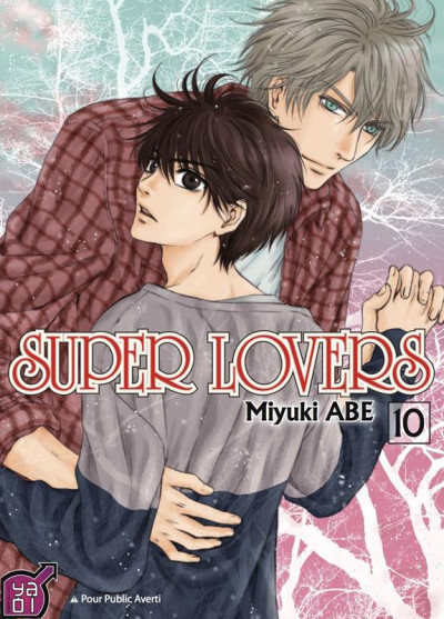 Couverture Super lovers tome 10