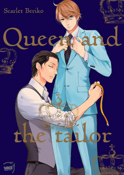 Couverture Queen and the tailor