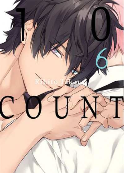 Couverture 10 count tome 6
