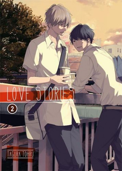 Couverture Love stories tome 2