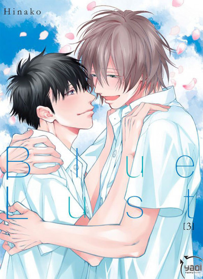 Couverture Blue lust tome 3