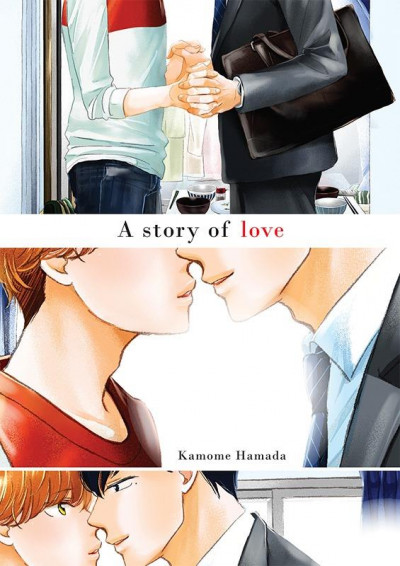 Couverture A story of love