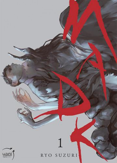 Couverture MADK tome 1