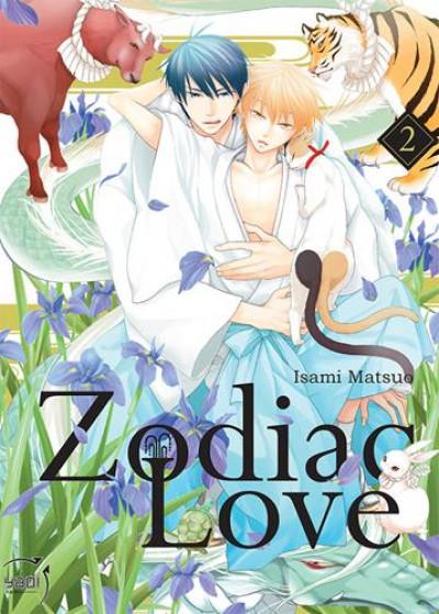 Couverture Zodiac love tome 2