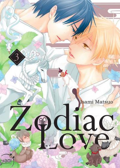 Couverture Zodiac love tome 3