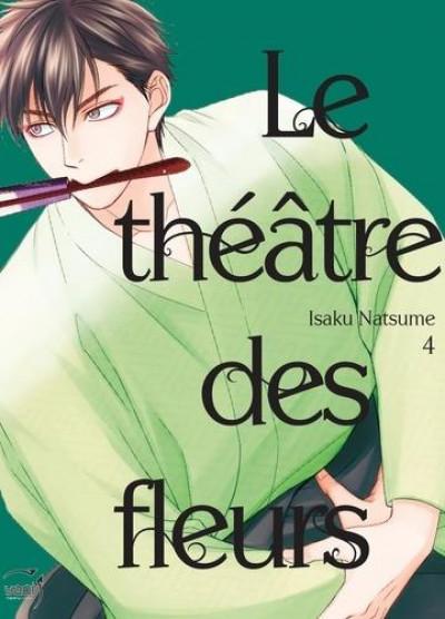 Couverture Le théâtre des fleurs tome 4