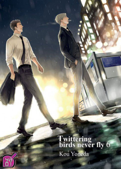 Couverture Twittering birds never fly tome 6