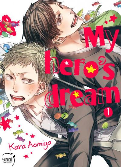 Couverture My hero's dream tome 1