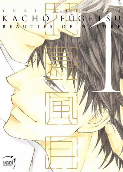 Couverture Kacho fugetsu - beauties of nature tome 1