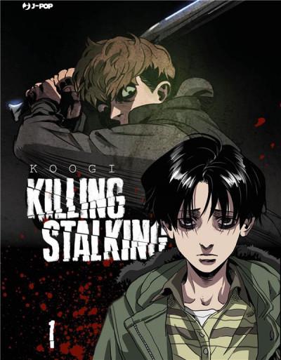 Couverture Killing stalking tome 1