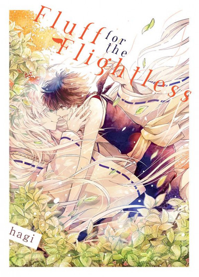 Couverture Fluff for the flightless