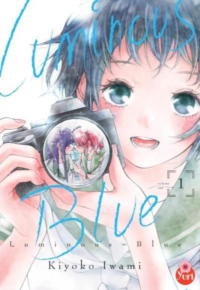 Couverture Luminous blue tome 1
