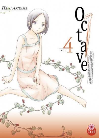 Couverture Octave tome 4