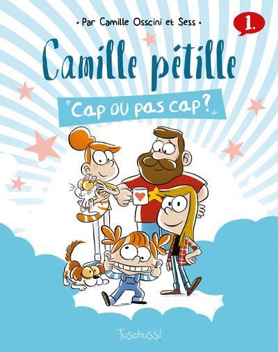 Couverture Camille pétille tome 1